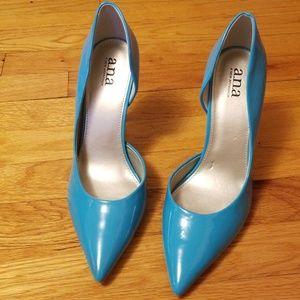 Ana D'orsay Heels